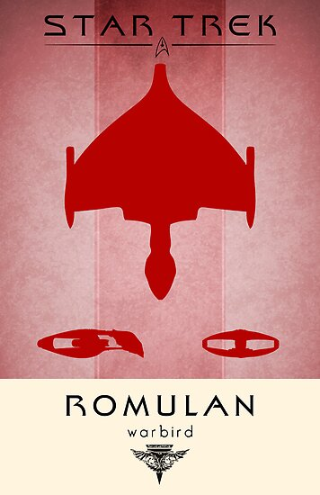 Romulan Grand Executioner by liquidsouldes