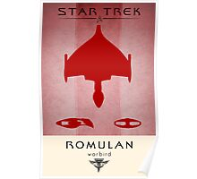 Romulan Grand Executioner Poster