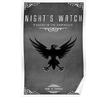 Night's Watch Poster
