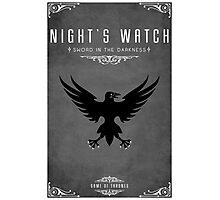 Night's Watch Photographic Print