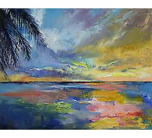 Islamorada Sunset Photographic Print