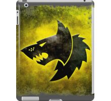 Wolf Icon iPad Case/Skin