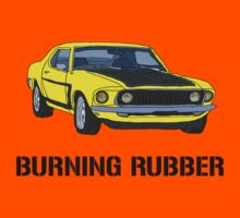 Burning Rubber by SubvertSmerf