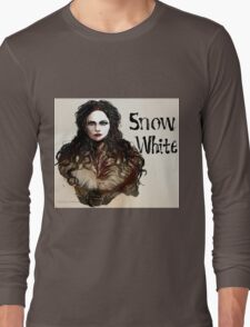 Snow White OUAT Long Sleeve T-Shirt