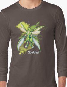 Scyther Shirt Long Sleeve T-Shirt