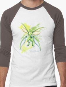 Scyther Shirt Men's Baseball ¾ T-Shirt
