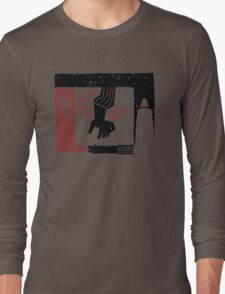 The Boy with the Golden Arm. Long Sleeve T-Shirt