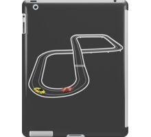 Keeping on track iPad Case/Skin