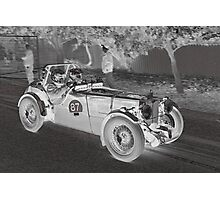 MG TC 1946 Photographic Print