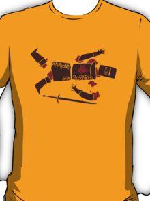 Anatomy of a Scratch T-Shirt
