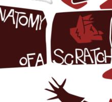 Anatomy of a Scratch Sticker