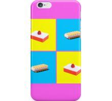 Eat Clean iPhone Case/Skin