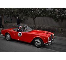 Lancia Aurelia Spider 1955 Photographic Print