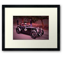 MG NB 1935 Framed Print