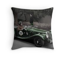 MG TF 1954 Throw Pillow
