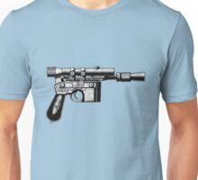 Han Solo's Blaster Stencil Unisex T-Shirt