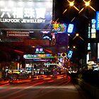 Hong Kong Night Life by paulmcardle
