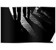 Footsteps .. Poster