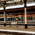 York Train Station by eddiechui