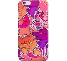 bunches of fluff iPhone Case/Skin