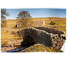Ravenseat - North Yorkshire Dales National Park Poster