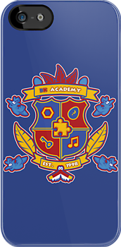 BK Academy by SJ-Graphics