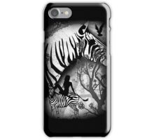 Black and White Dream 4s & 4 iphone case iPhone Case/Skin