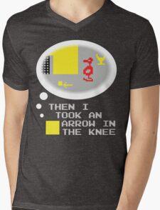 The Elder's Adventure Mens V-Neck T-Shirt