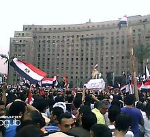 tahrir square by Naguib2011