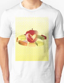 APPLE  HART T-Shirt