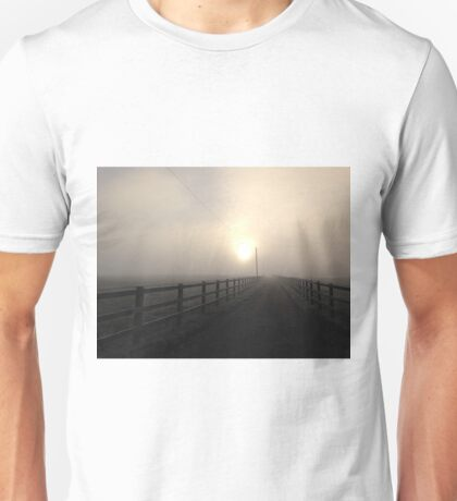 Move away from the light Unisex T-Shirt