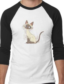Siamese cat sitting T-Shirt