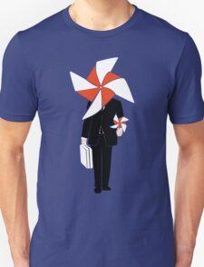 Pinwhell Man Unisex T-Shirt