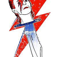 Bowie Knife by Tom Brosseau