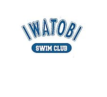 Iwatobi Swim Club Free! Anime Cosplay Japan T Shirt Photographic Print