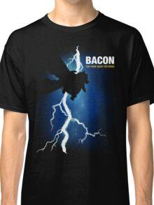 Bacon: The Pork Knight Returns Classic T-Shirt