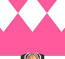 MMPR Pink Ranger Uniform by Russ Jericho