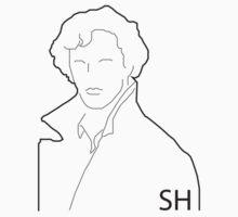 Sherlock Holmes by MOJOJEN