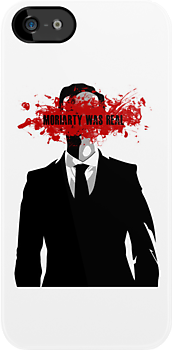 MORIARTY WAS REAL by thanksforthetea