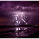 Thunderstorm 25-10-2015 by Yanni