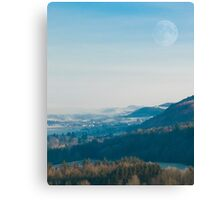 Abernethy view 1.0 Canvas Print