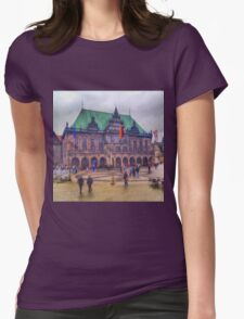Bremen I Womens Fitted T-Shirt