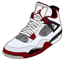 Air Jordan Shoes by RockyThaDesigna