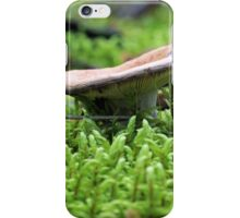 The fungus grows iPhone Case/Skin