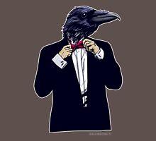 Raven Tuxedo Unisex T-Shirt