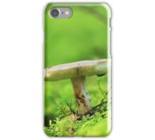 poisonous toadstool iPhone Case/Skin