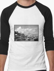 Harbour   Men's Baseball ¾ T-Shirt