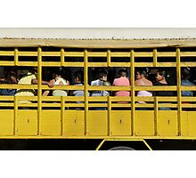 public transport Photographic Print