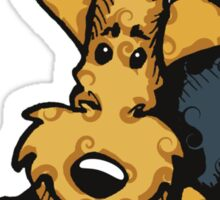 Airedale @ Play Sticker