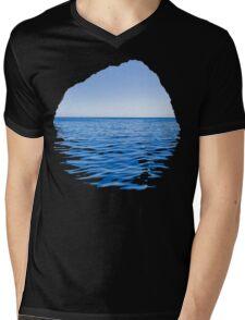Sea-trough! Mens V-Neck T-Shirt